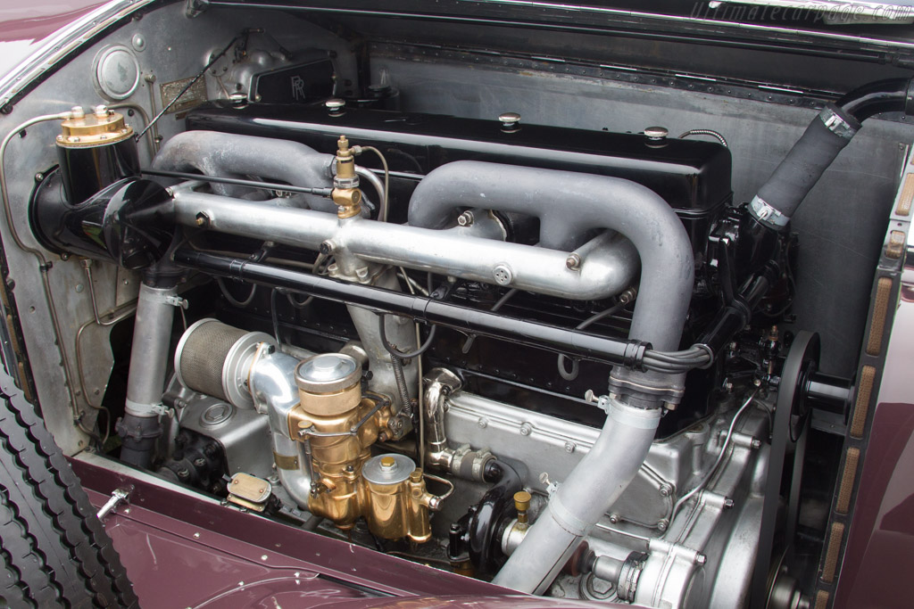 Rolls-Royce Phantom I Hibbard & Darin Town Car - Chassis: S112PR - Entrant: Laurence Marc Gelman  - 2016 Pebble Beach Concours d'Elegance