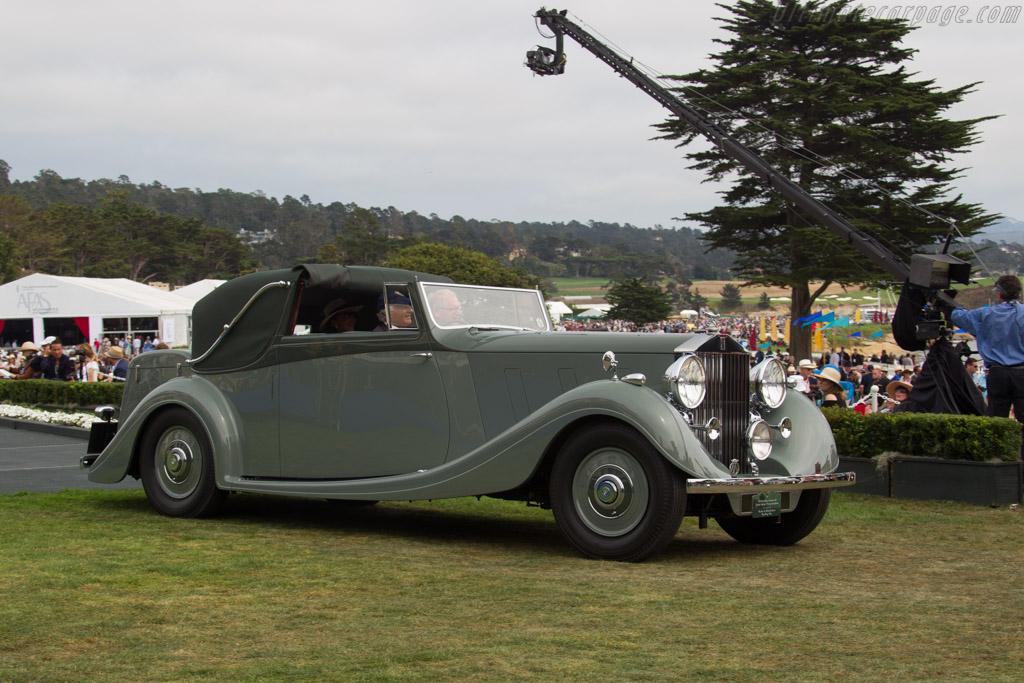 Rolls-Royce Phantom III Gurney Nutting 3 Position Drophead - Chassis: 3AZ158 - Entrant: Sir. Michael Kadoorie  - 2016 Pebble Beach Concours d'Elegance