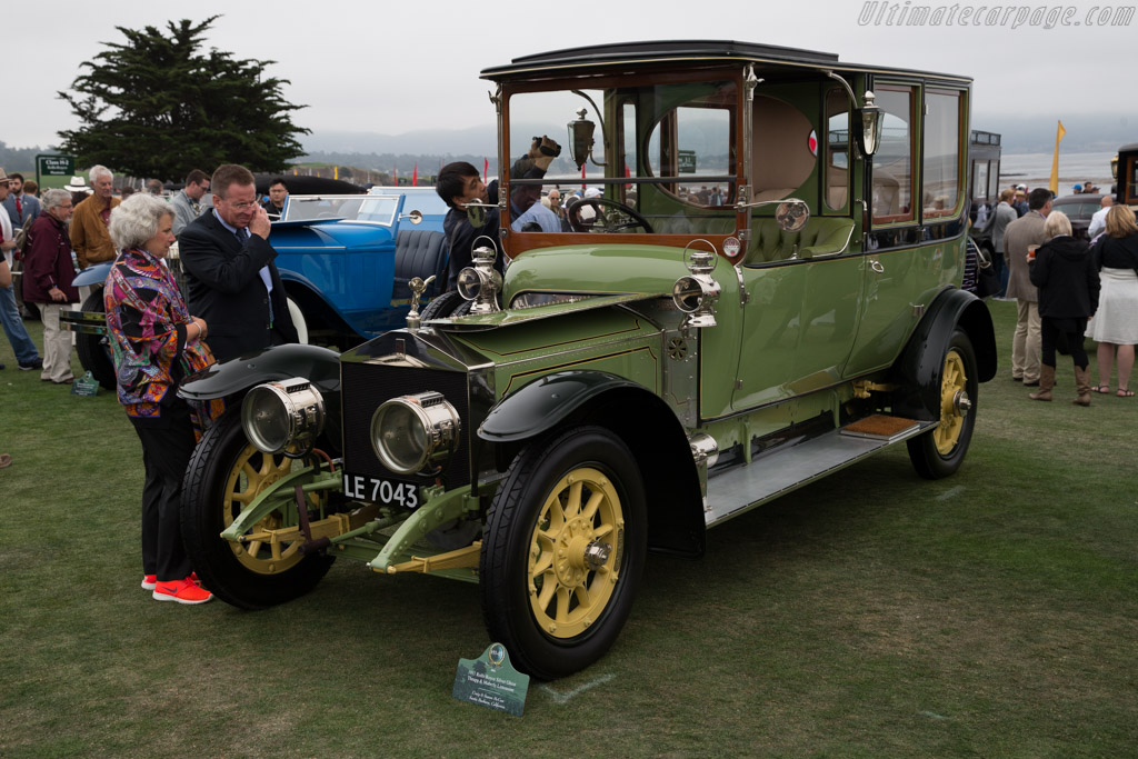 Rolls-Royce Silver Ghost Thrupp & Maberly Limousine  - Entrant: Craig & Susan McCaw  - 2016 Pebble Beach Concours d'Elegance