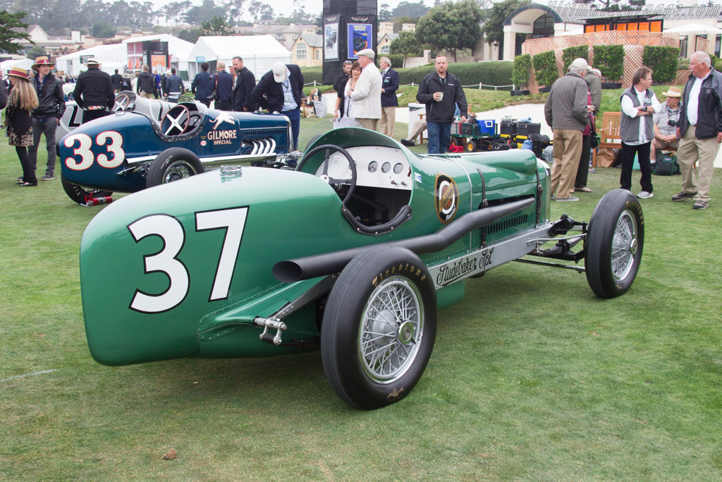 Studebaker & Rigling Hunt Special  - Entrant: Robert & Alice Valpey  - 2016 Pebble Beach Concours d'Elegance