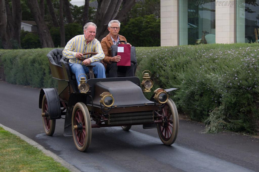 Thomas Model 17 Detachable Rear entry Tonneau - Chassis: 11 - Entrant: Kirk Bewley & Stuart Laidlaw  - 2016 Pebble Beach Concours d'Elegance