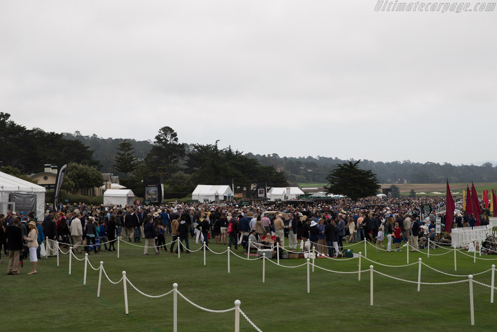 Welcome to Pebble Beach    - 2016 Pebble Beach Concours d'Elegance