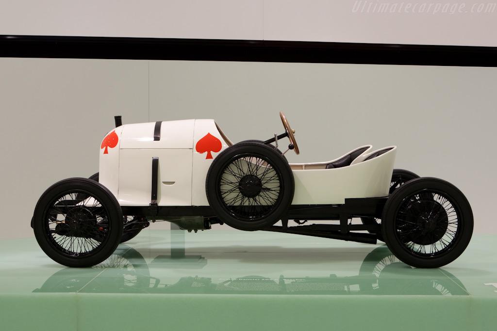 Austro-Daimler ADS R 'Sascha'    - Porsche Museum Visit