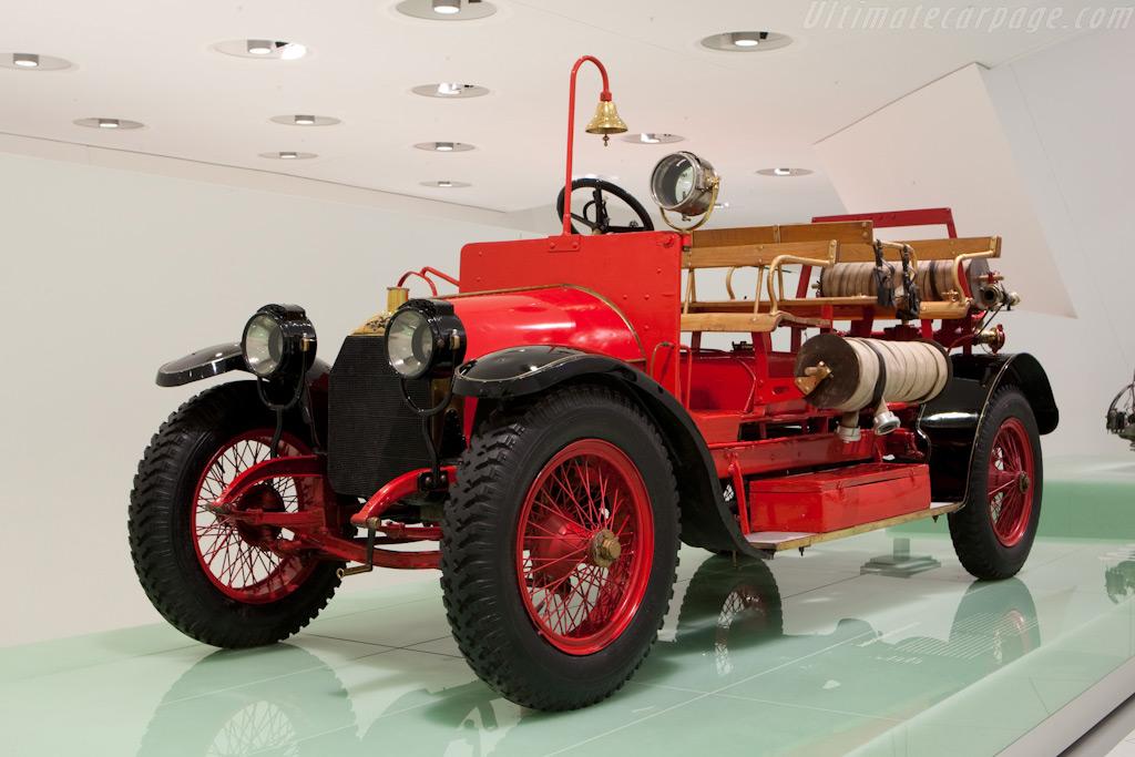 Austro-Daimler Motorspritze    - Porsche Museum Visit
