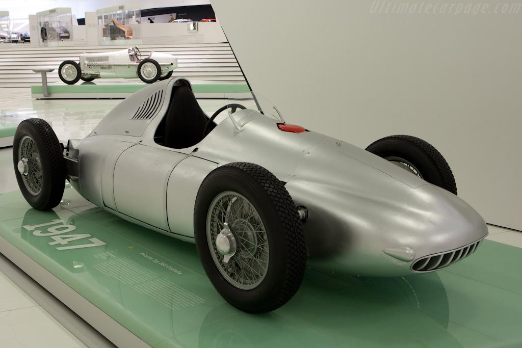 Cisitalia 360 Grand Prix    - Porsche Museum Visit