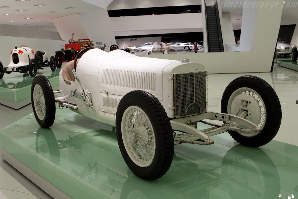 Mercedes 2-Litre Grand Prix    - Porsche Museum Visit