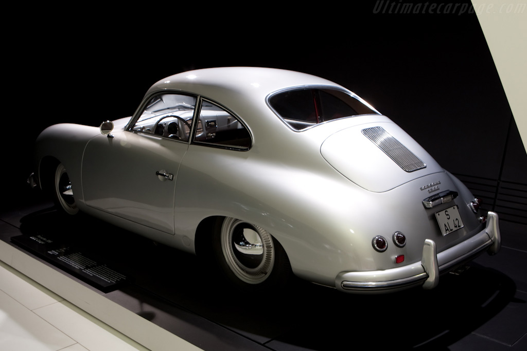 Porsche 356 1600 Coupe    - Porsche Museum Visit