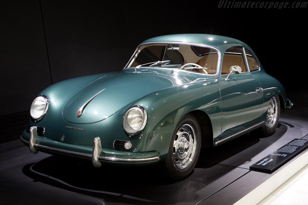 Porsche 356 A 1600 S Coupe    - Porsche Museum Visit
