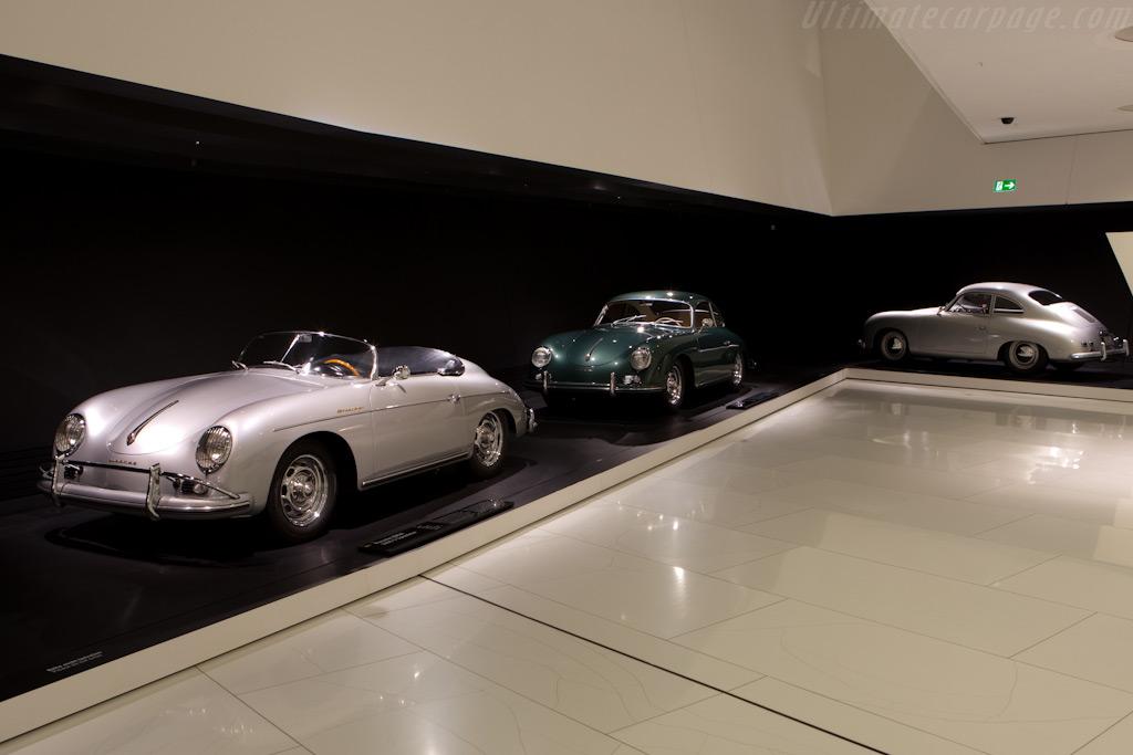 Porsche 356 A 1600 S Speedster    - Porsche Museum Visit