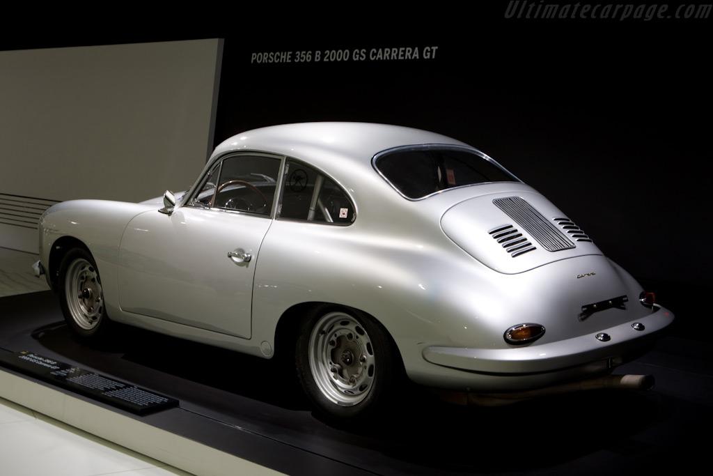 Porsche 356 B 2000 GS Carrera GT    - Porsche Museum Visit