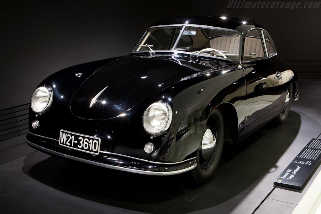 Porsche 356 Ferdinand Coupe    - Porsche Museum Visit