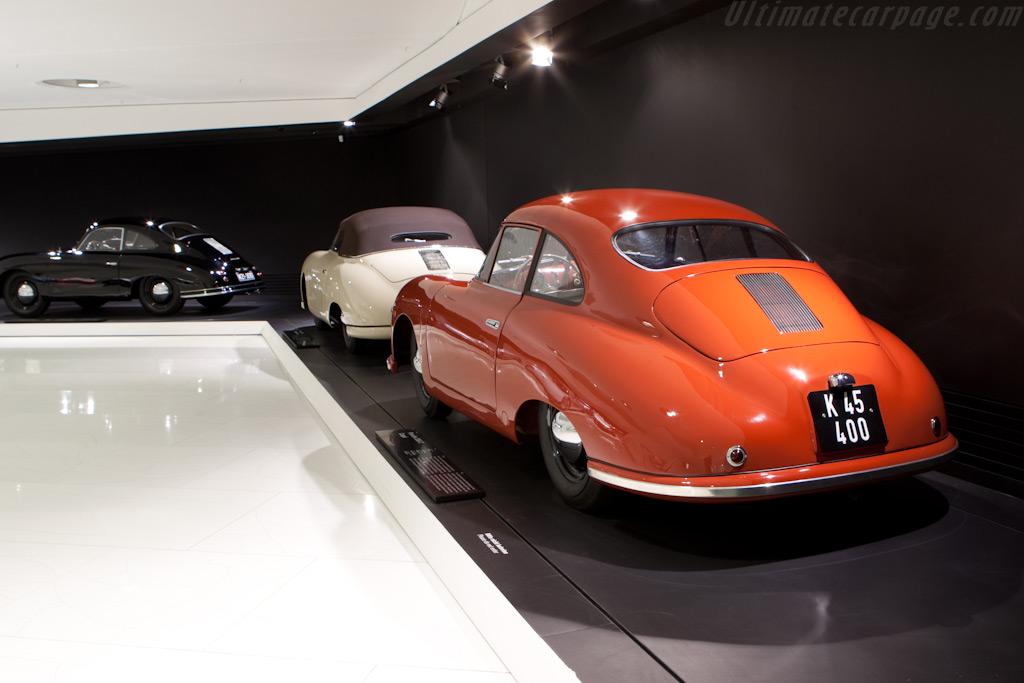 Porsche 356 Gmund Coupe    - Porsche Museum Visit