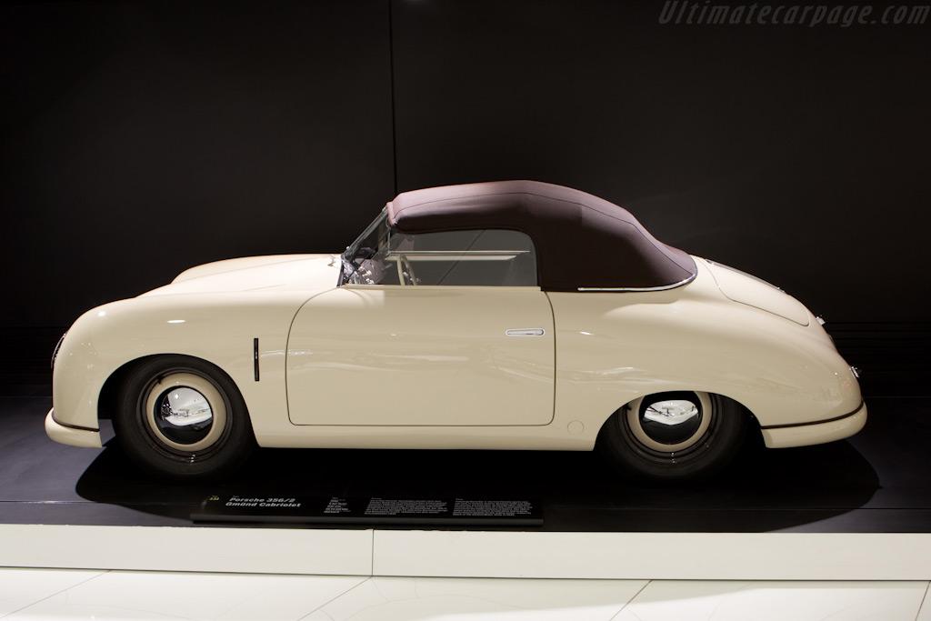 Porsche 356 Roadster    - Porsche Museum Visit