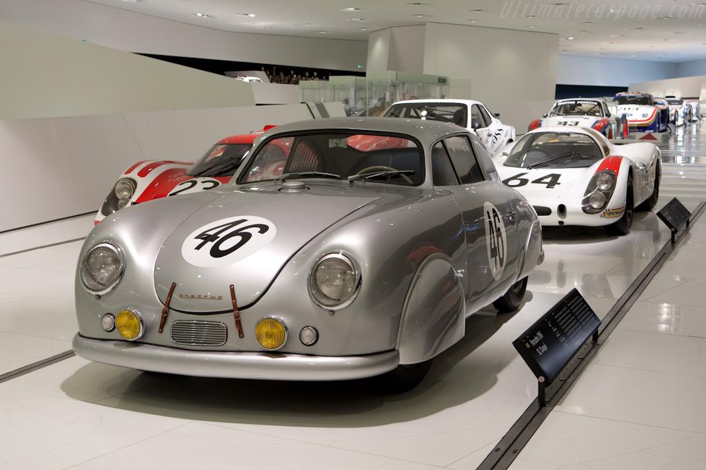 Porsche 356 SL Coupe - Chassis: 356-055   - Porsche Museum Visit