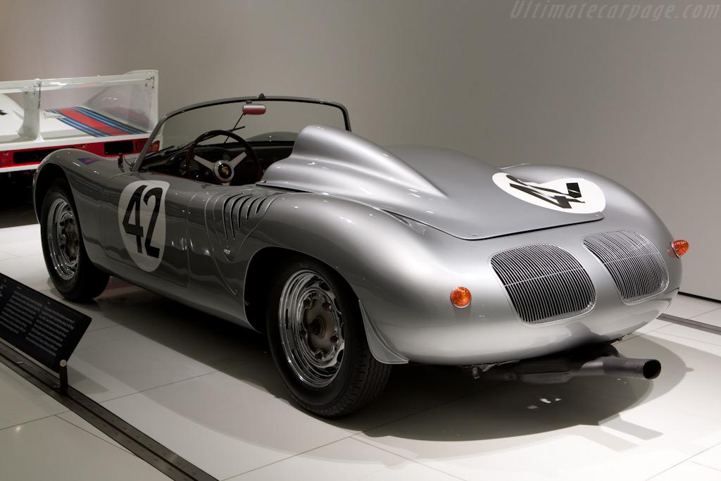 Porsche 718 RS60 - Chassis: 718-043   - Porsche Museum Visit