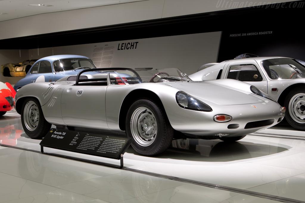 Porsche 718 W-RS - Chassis: 718-047   - Porsche Museum Visit