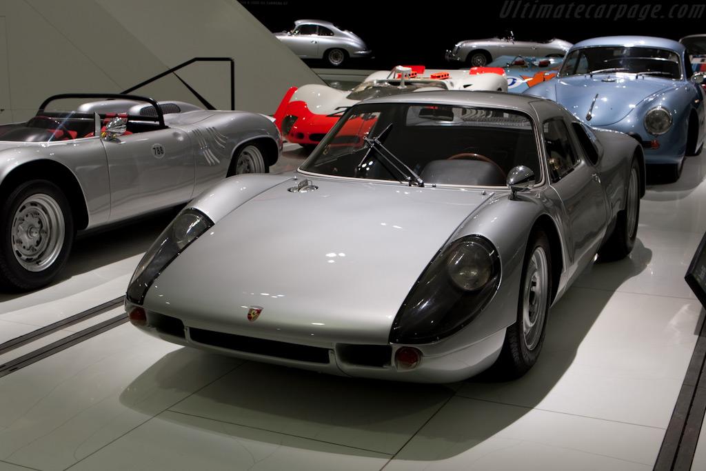 Porsche 904/8 - Chassis: 904-008  - Porsche Museum Visit