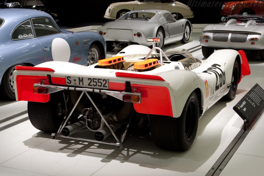 Porsche 908/2 Spyder - Chassis: 908/02-006   - Porsche Museum Visit