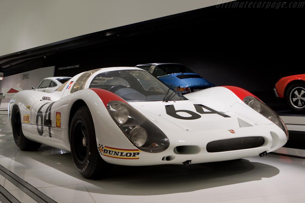 Porsche 908 Longtail Coupe - Chassis: 908-003   - Porsche Museum Visit