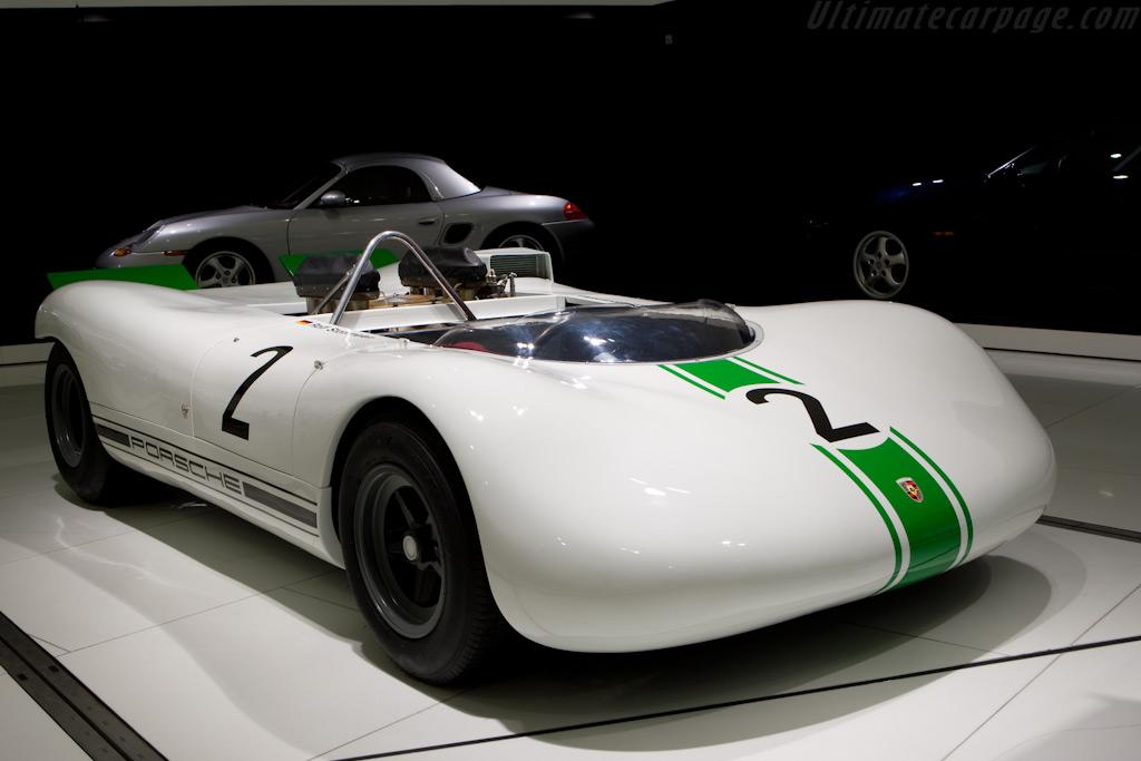 Porsche 909 Bergspyder    - Porsche Museum Visit