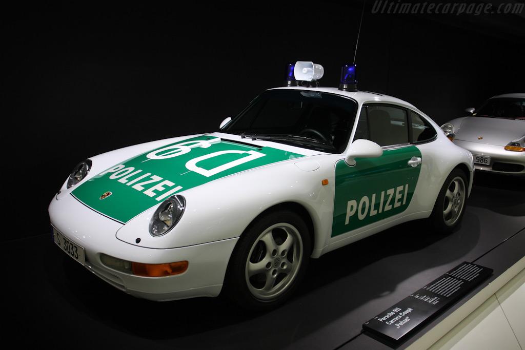 Porsche 911 Carrera    - Porsche Museum Visit