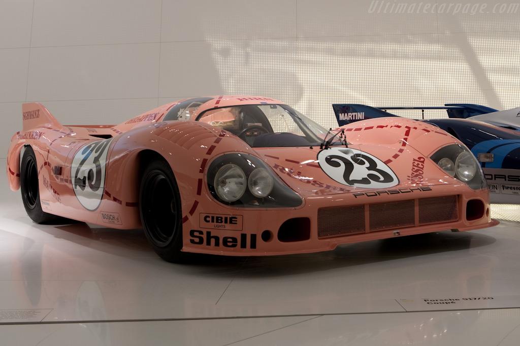 Porsche 917/20 - Chassis: 917/20-001   - Porsche Museum Visit