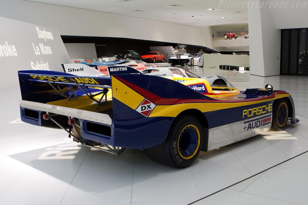 Porsche 917/30 - Chassis: 917/30-002   - Porsche Museum Visit
