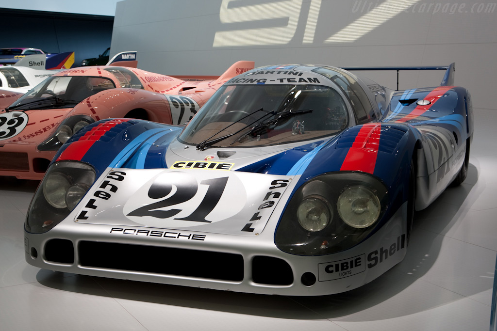 Porsche 917 LH - Chassis: 917-042   - Porsche Museum Visit