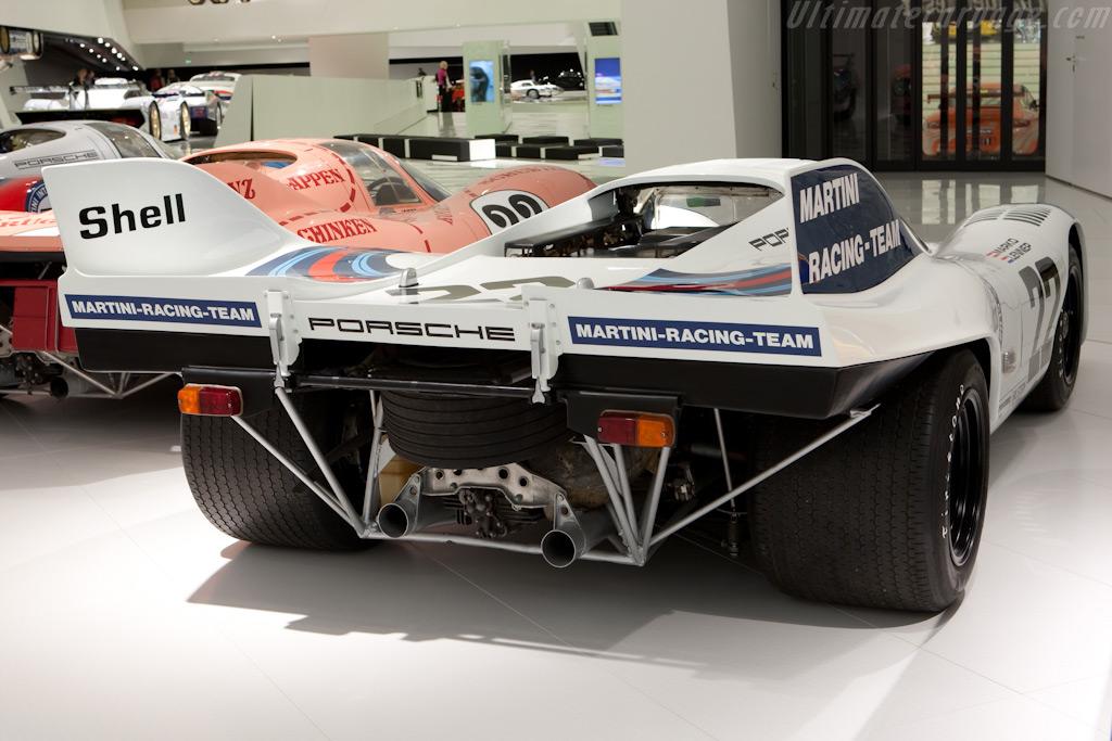Porsche 917K 'Magnesium' - Chassis: 917-053   - Porsche Museum Visit