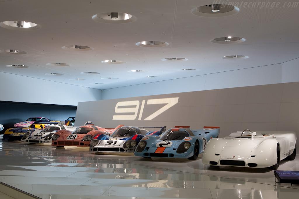 Porsche 917s - Chassis: 917-015   - Porsche Museum Visit