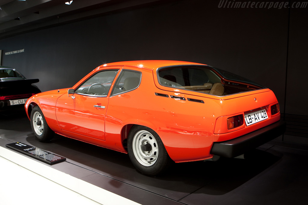 Porsche 924 Prototype    - Porsche Museum Visit