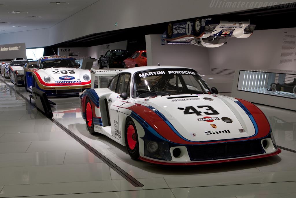 Porsche 935/78 Moby Dick - Chassis: 935-006   - Porsche Museum Visit
