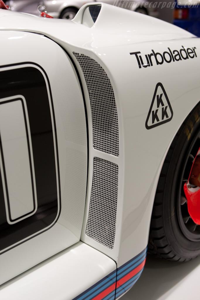 Porsche 935 Baby - Chassis: 935/2-001  - Porsche Museum Visit
