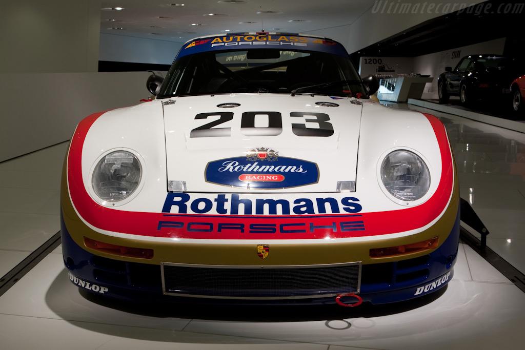 Porsche 961 - Chassis: 10016   - Porsche Museum Visit