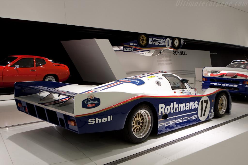 Porsche 962C - Chassis: 962-006   - Porsche Museum Visit