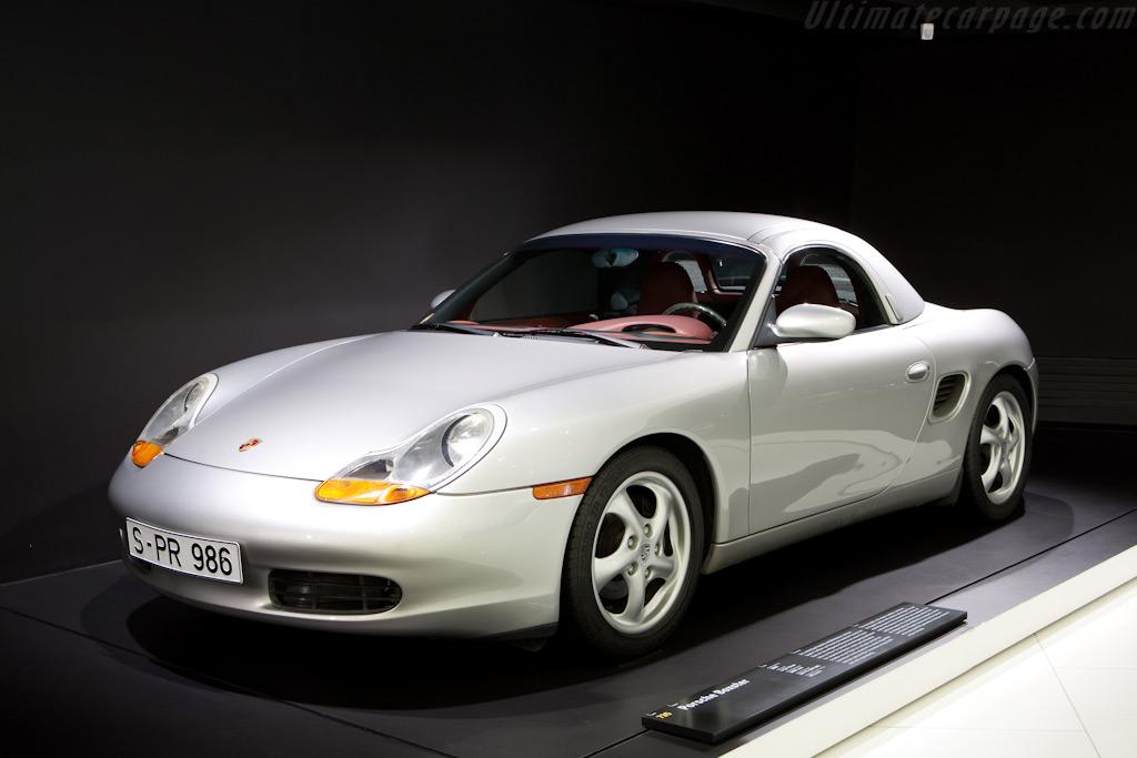 Porsche Boxster    - Porsche Museum Visit