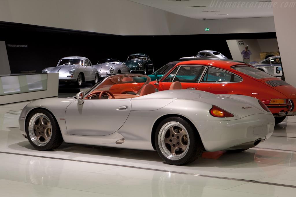 Porsche Boxster Concept    - Porsche Museum Visit