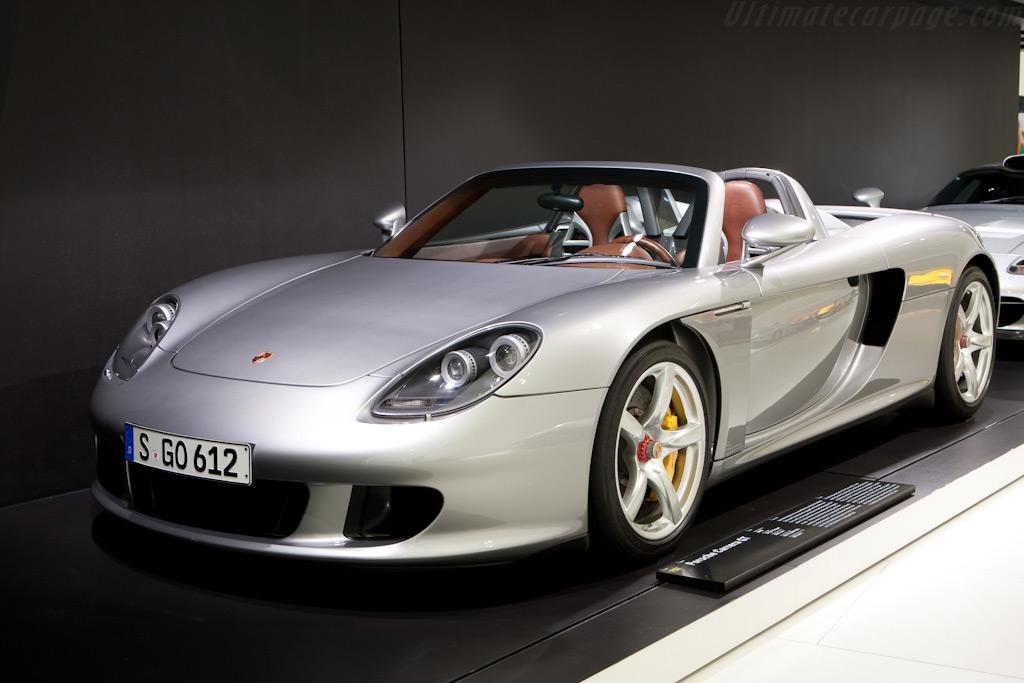 Porsche Carrera GT    - Porsche Museum Visit
