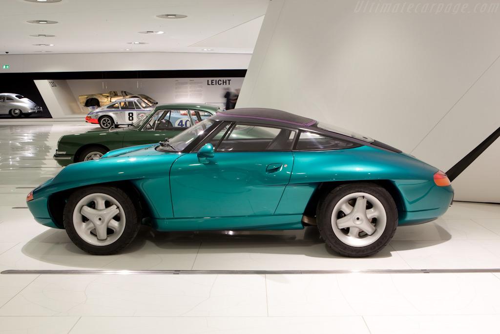 Porsche Panamericana Prototype    - Porsche Museum Visit