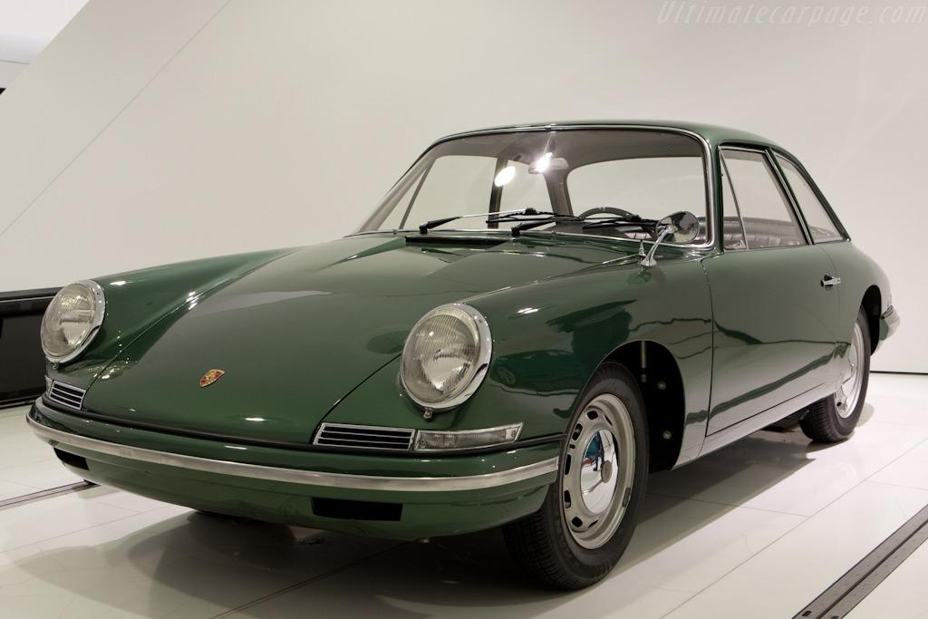 Porsche T7 Prototype    - Porsche Museum Visit