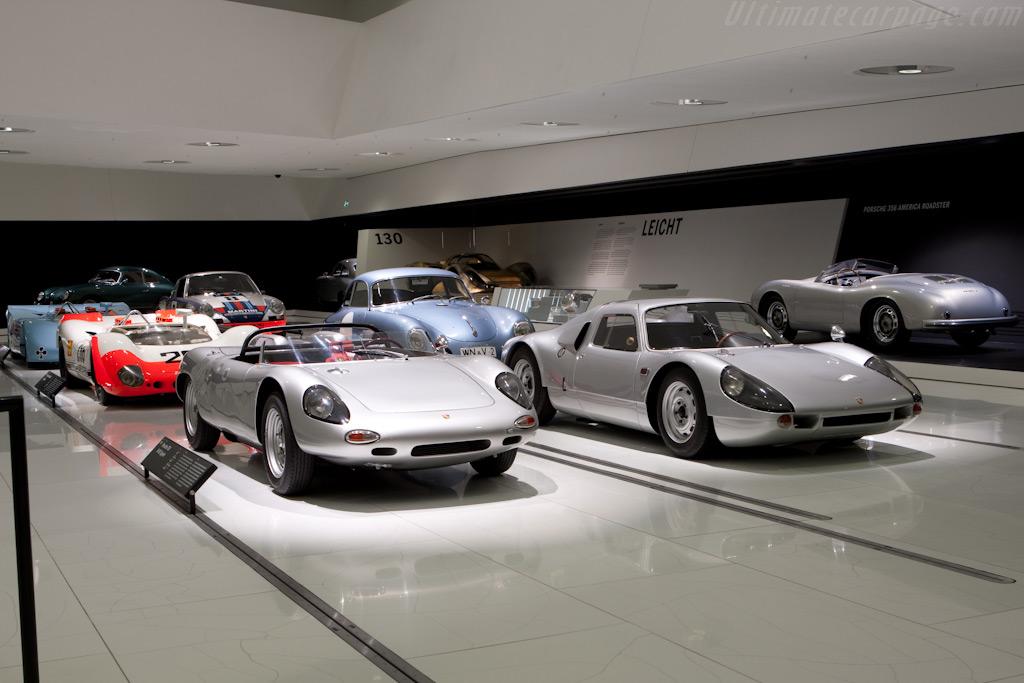 Targa Florio cars - Chassis: 718-047   - Porsche Museum Visit