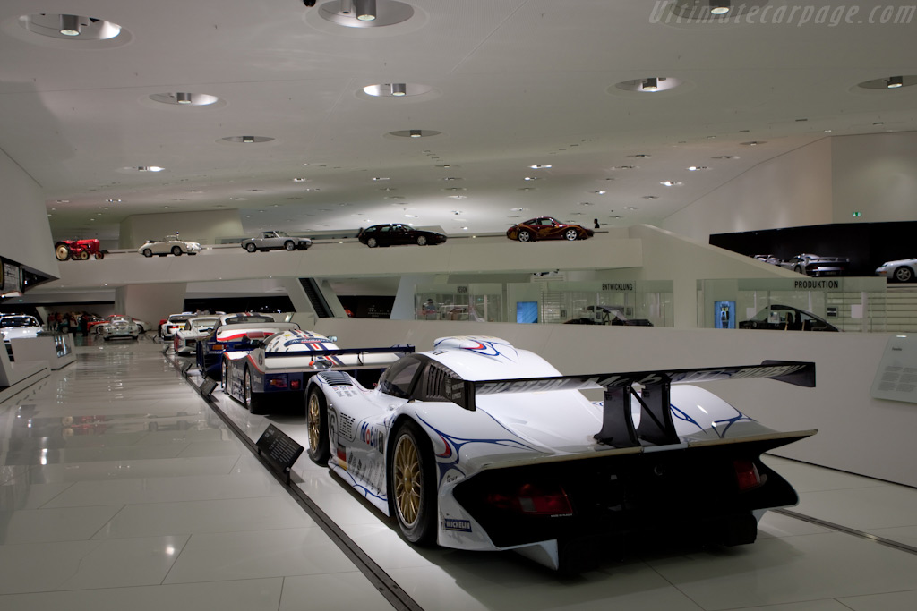 Welcome to the Porsche Museum    - Porsche Museum Visit
