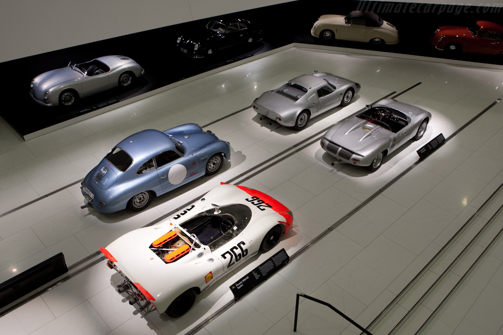 Welcome to the Porsche Museum    - Porsche Museum Visit