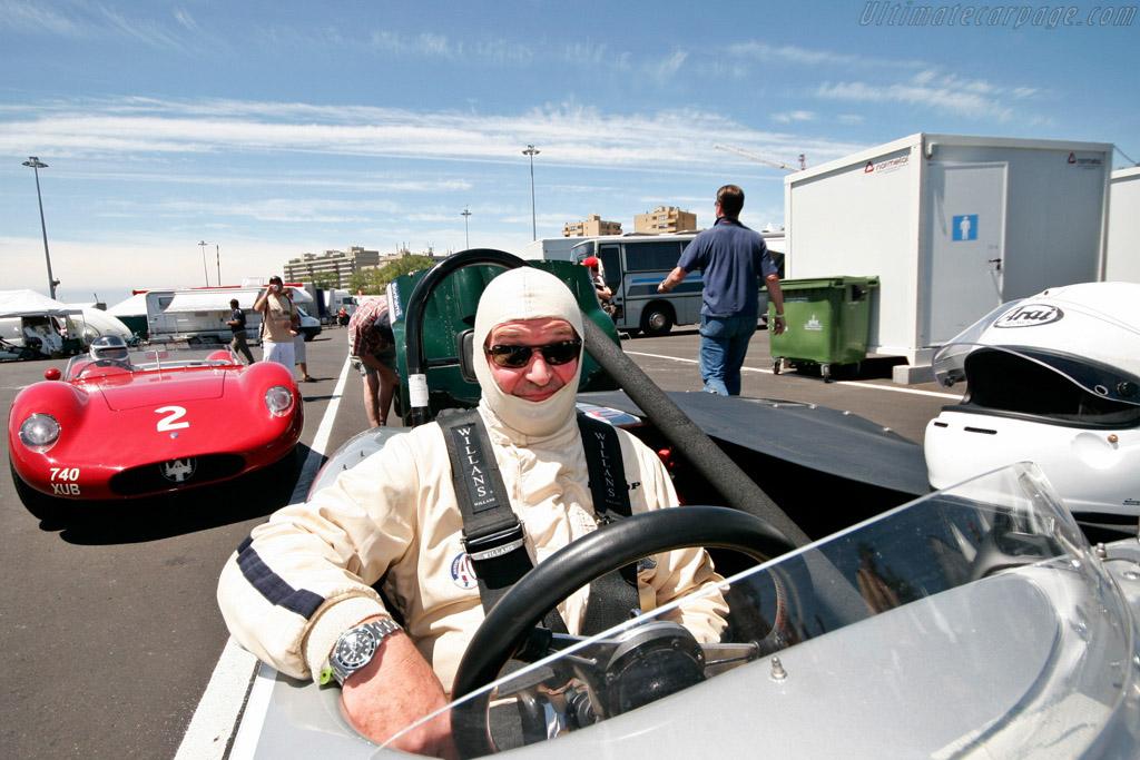 AC Ace Bristol    - 2007 Porto Historic Grand Prix