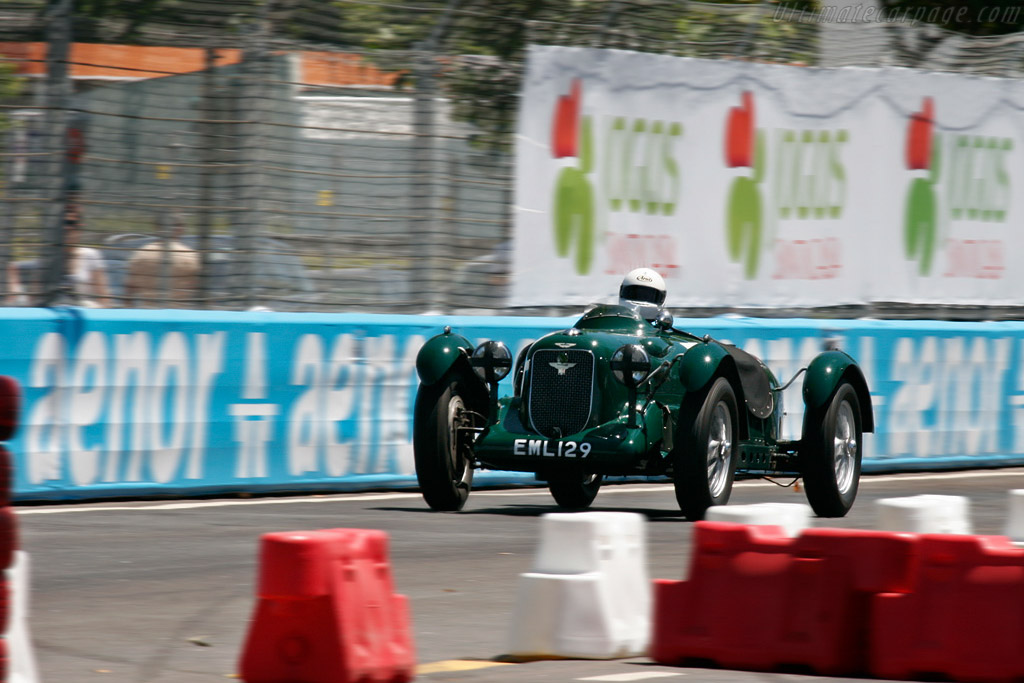 Aston Martin 2 litre    - 2007 Porto Historic Grand Prix