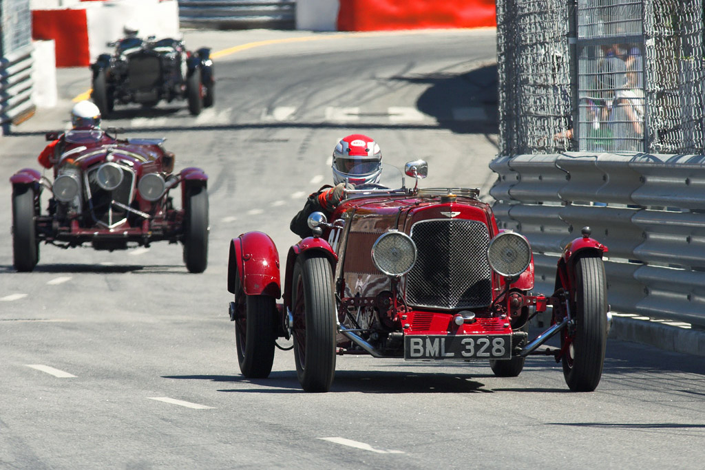 Aston Martin Speed    - 2007 Porto Historic Grand Prix