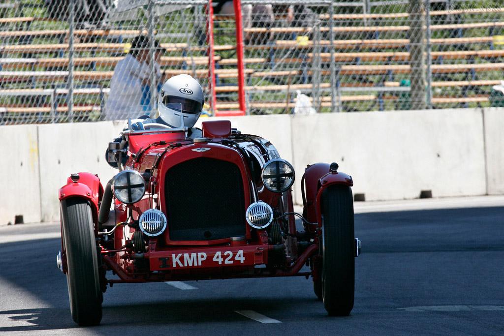 Aston Martin Speed Model - Chassis: F9/838/SO   - 2007 Porto Historic Grand Prix