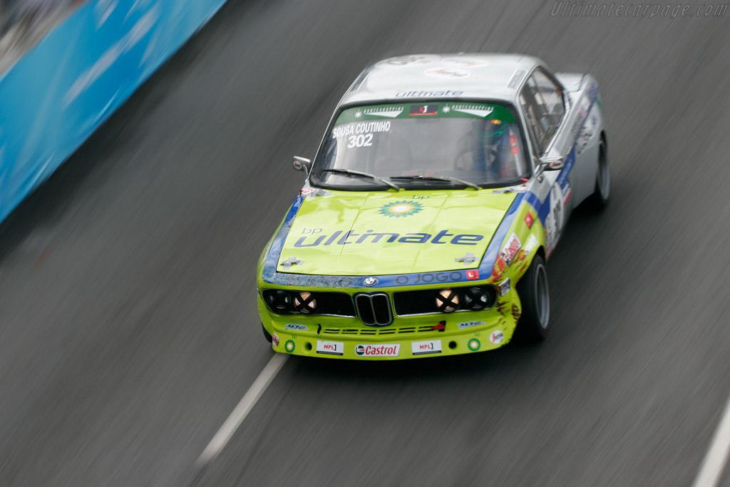 BMW 2800 CS    - 2007 Porto Historic Grand Prix