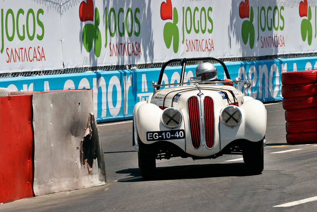 BMW 328    - 2007 Porto Historic Grand Prix