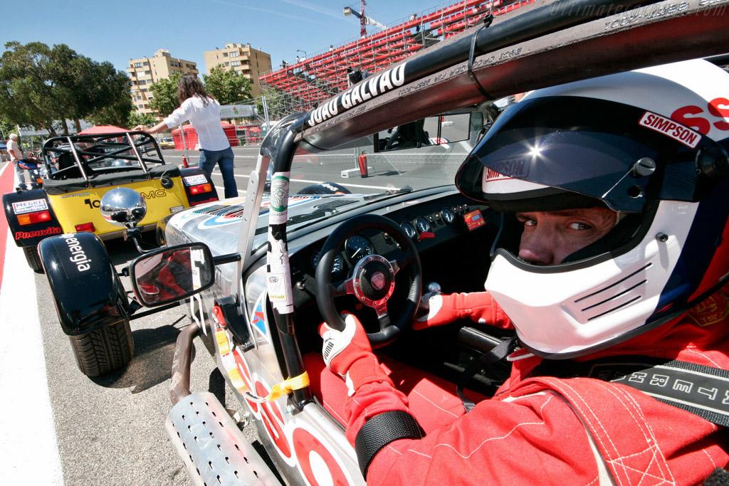 Caterham    - 2007 Porto Historic Grand Prix